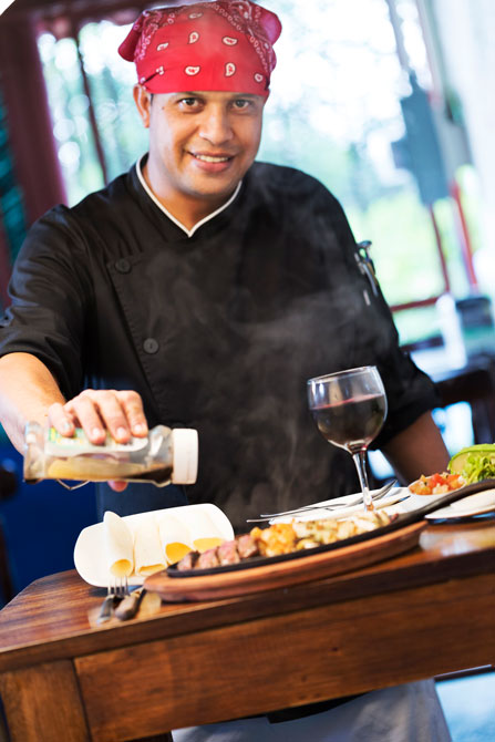 Chef del Restaurante