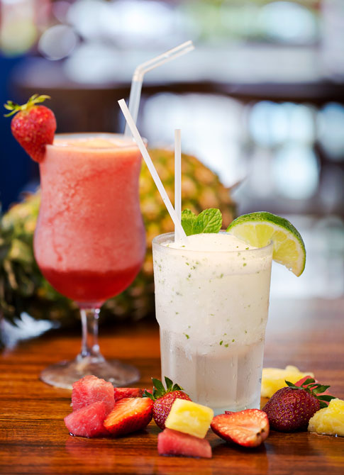 Smoothies & Cocteles
