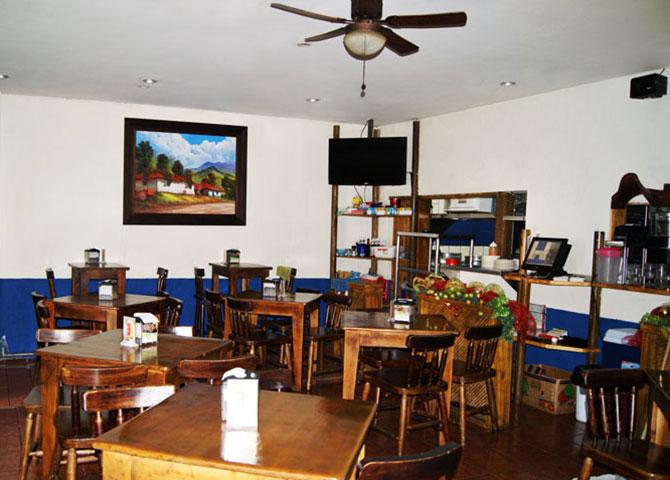 Restaurante El Descanso Costa Rica